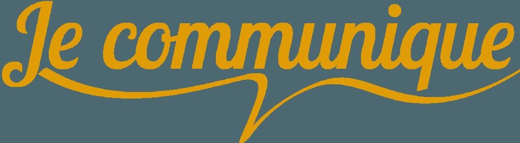 Logo je communique doré en 1834 par 506