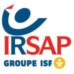 Logo de l'IRSAP.
