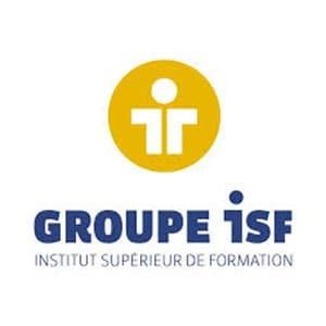 Logo de l'ISF.