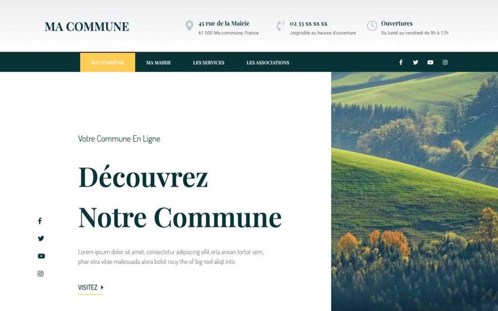 site-internet-mairie